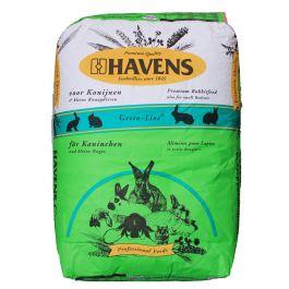 Havens Green-line professional feeds 25 kg