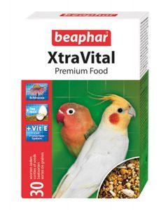 Beaphar Vogel Xtra Vital Grote Parkieten 500 Gr