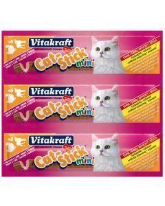 Vitakraft Cat-stick Mini Kalkoen en Lam