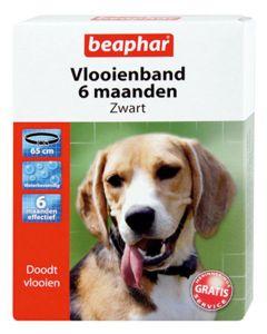 Beaphar Hond 65 Cm Vlooienband Zwart