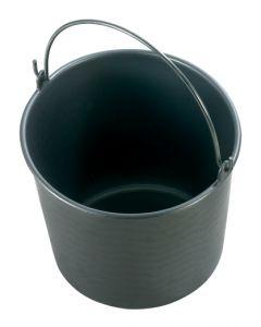 Talen Tools Emmer Zwart 12 Liter