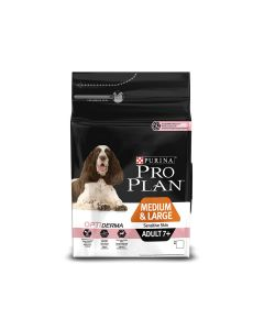 Pro Plan Medium/Large Sensitive Skin Adult 7+  3 kg