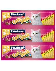 Vitakraft Cat-stick Mini Gevogelte en Lever