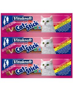 Vitakraft Cat-stick Mini Kabeljauw en Tonijn