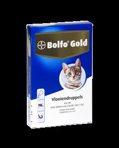 Bolfo Gold Kat 40 4 Pipet