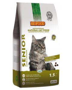 BF Petfood Kat Senior 1,5kg