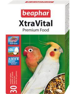 Beaphar Vogel Xtra Vital Grote Parkieten 1 Kg