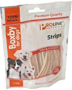 Proline Boxby Dogs Stripes