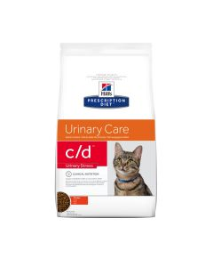 Hills Feline C/D Urinary Stress Reduced Calorie 1,5 kg