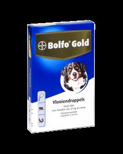 Bolfo Hond 4 Pipet Gold 400 < 40kg