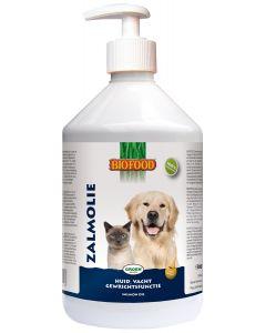 Biofood Zalmolie 500 ml