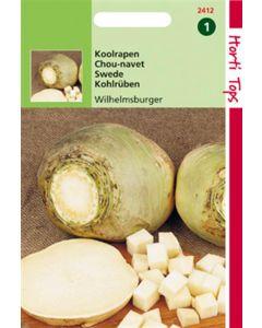 Hortitops Koolraap Wilhelmsburger Type Friese