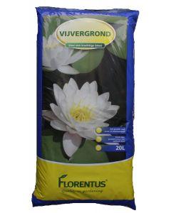 Florentus Grond Voor Vijverplanten 20l