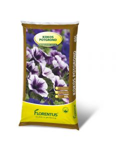 Florentus Kokospotgrond 40 L