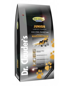 Dr. Clauder's Best Choice Junior Large/Giant