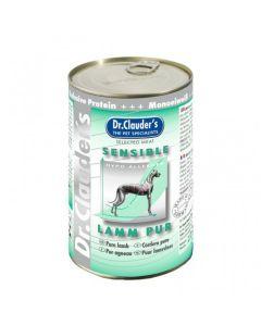Dr. Clauder's Sensible Puur Lamsvlees 400 gr