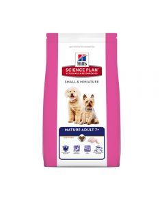 Hills Hond 1,5 Kg Mature Adult Small&Mini Kip