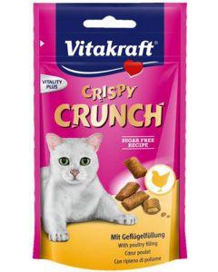 Vitakraft Crispy Crunch Gevogelte 60 gr
