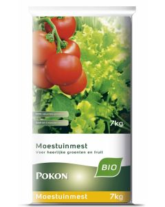 Pokon Bio Moestuinmest 7 kg