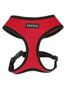 Puppia Soft Harness Rood M