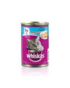 Whiskas Kat 400 Gr Pate Tonijn