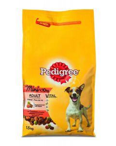 Pedigree Hond 1,4 Kg Adult Mini Rund