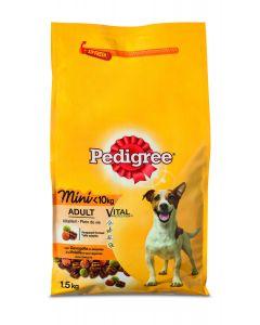 Pedigree Hond 1,4 Kg Adult Mini Kip