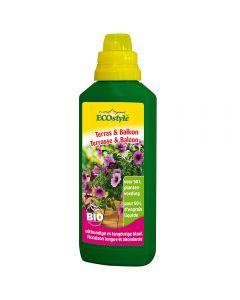 ECOstyle Terras & Balkon plantenvoeding 500 ml