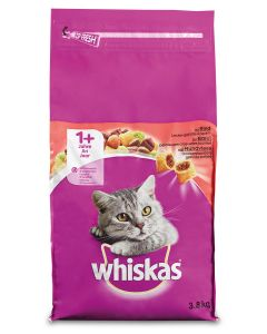 Whiskas Adult met Rund 3,8 kg