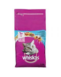 Whiskas Adult met Tonijn 3,8 kg