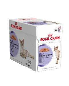 Royal Canin pouch 12x85 g digest sensitive