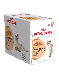 Royal Canin pouch 12x85 g intense beauty jelly