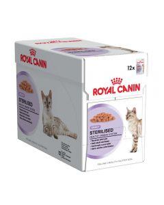 Royal Canin pouch 12x85 g sterilised jelly