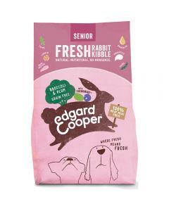 Edgard & Cooper | Verse konijn Brok | Voor senior honden | Hondenvoer | 2,5kg