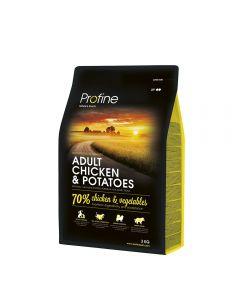 Profine Adult Kip & Aardappel 3 kg