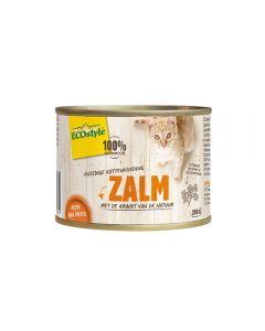 ECOstyle VitaalVlees Zalm Kat 200 GR