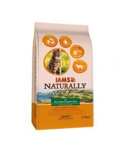 Iams Natural Cat Lam 2,7 KG