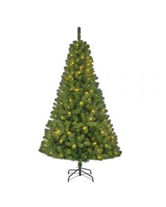 Kerstboom Charlton Gr 180l H215cm Nr-139