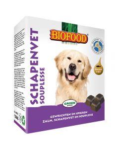 Biofood Schapenvet Zwart 40 st Souplesse