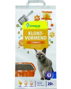 Ranzijn Kattenbakvulling Compact 20 Ltr