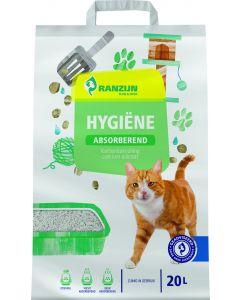 Ranzijn Kattenbakvuling Absorberend 20Ltr