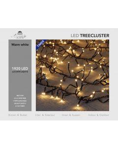 Led Treecluster 25M-1920 Warmwit 3-3-5M
