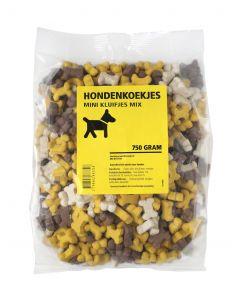 Huismerk Hond 750 Gram Mini Kluifjes