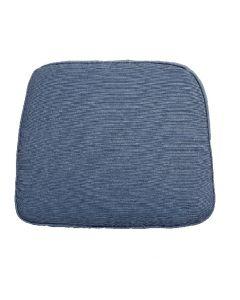 Kussen Wicker Saffier Blauw