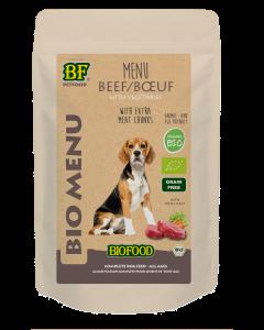 Biofood Hond Organic Rund 150gr