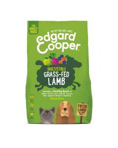 Edgard & Cooper   Verse Graslam Brok   Voor volwassen honden   Hondenvoer   7kg