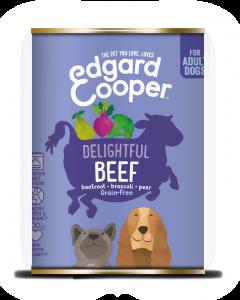Edgard & Cooper | Rund Blik | Voor volwassen honden | Hondenvoer | 400g
