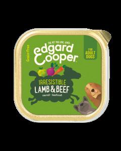 Edgard & Cooper | Lam & Rund Kuipje | Voor volwassen honden | Hondenvoer | 150g