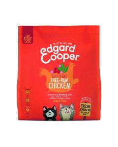 Edgard & Cooper | Verse scharrelkip Brok | Voor volwassen katten | Kattenvoer |