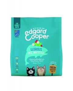 Edgard & Cooper | Verse MSC-witvis Brok | Voor volwassen katten | Kattenvoer |